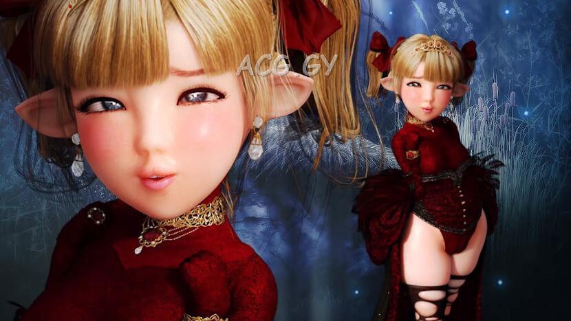 [Chocoンとこ] 囚われの王女プリン2 ~深い森に堕ちた妖精~ 後編